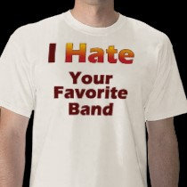 Hate Your Fave Band