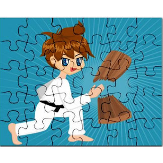 Martial Arts Puzzles