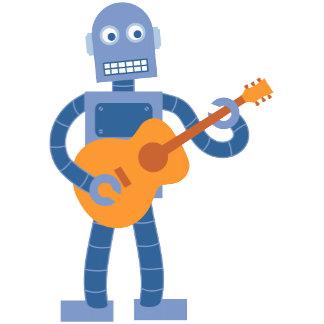 Acoustic Guitar Robot