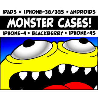 MORE MONSTER CASES!
