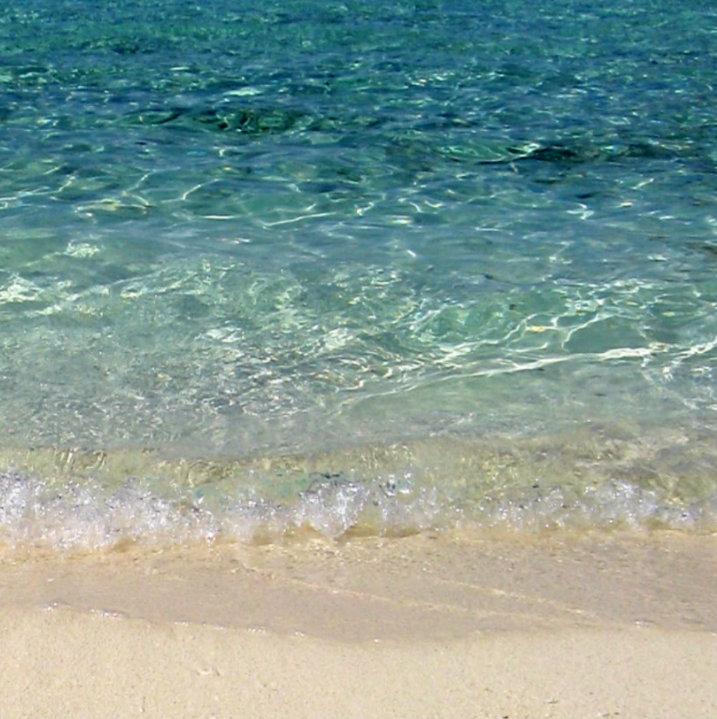 POSTAGE Tahiti Beach Waters