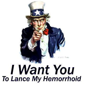 To Lance My