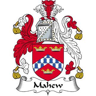 Mahew Family Crest
