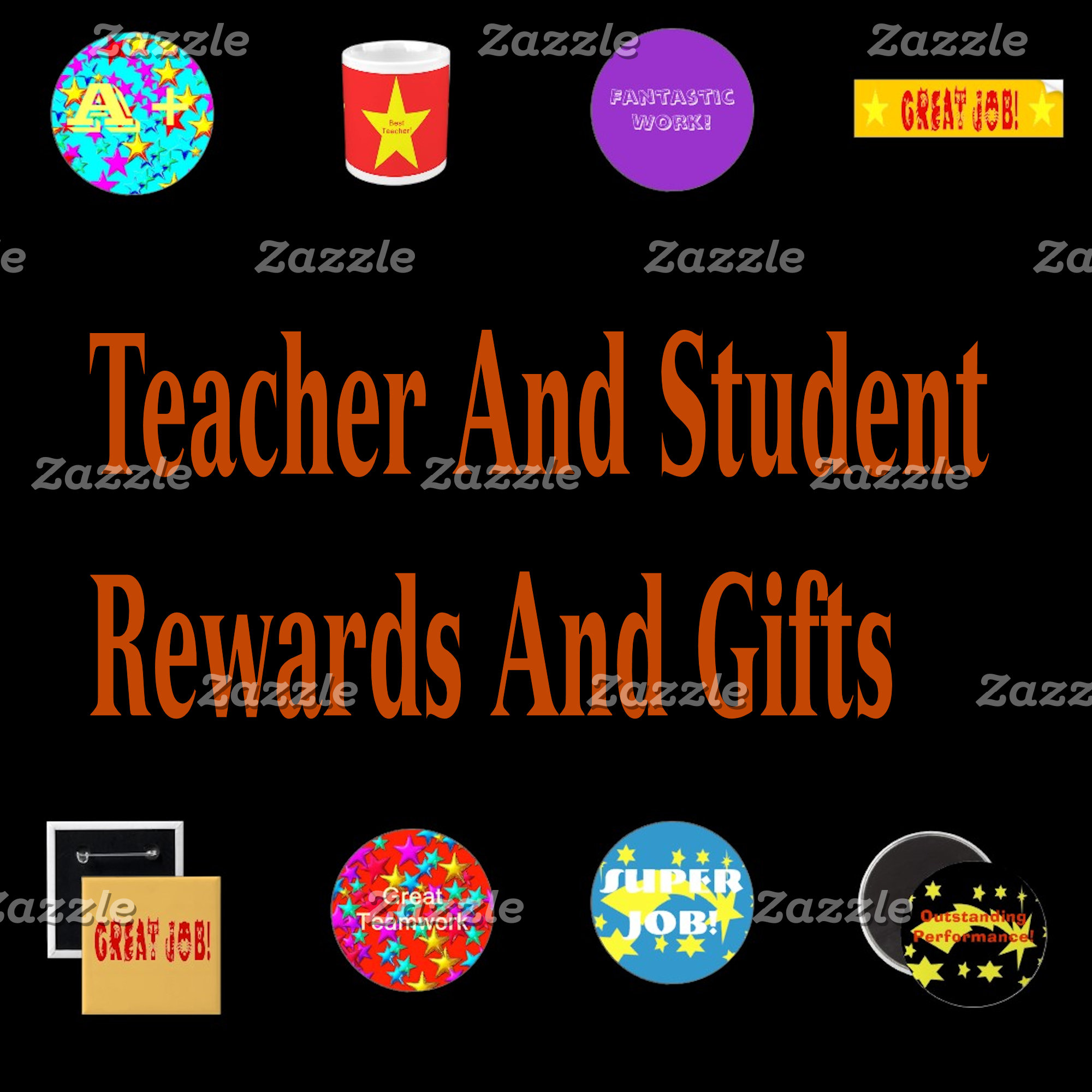 Teacher Student Rewards And Gifts