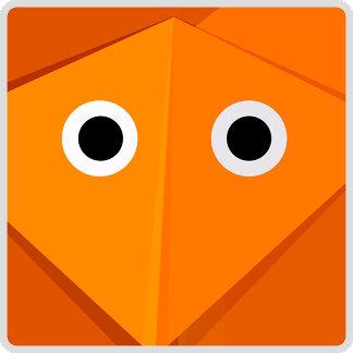 30 - Origami Fox