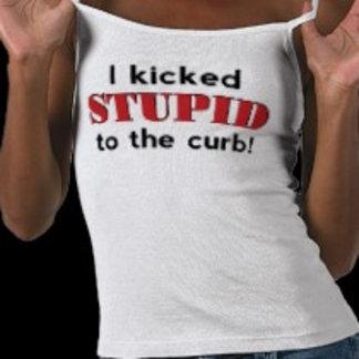 Stupid: Kicked/Curb
