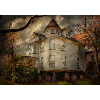 Fantasy - Haunted - The Caretakers House