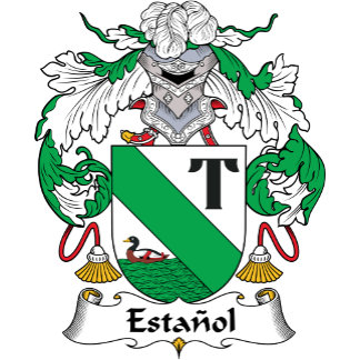 Estanol Family Crest