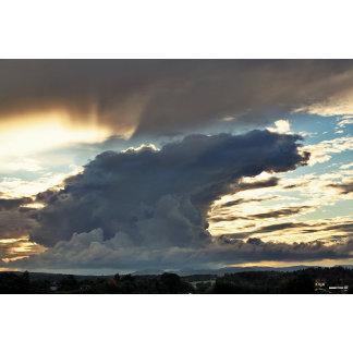 * Clouds