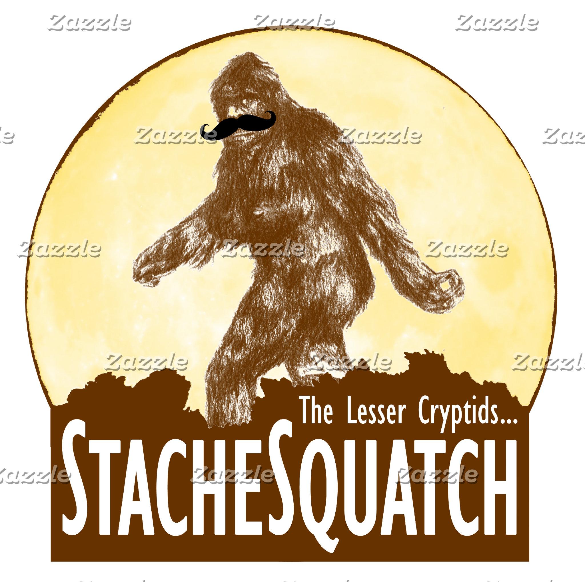'STACHE SQUATCH