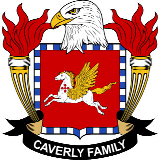 Caverly Coat of Arms