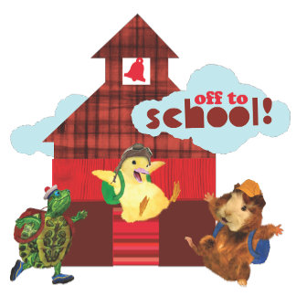 The Wonderpets - Off To School