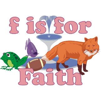 F is for Faith