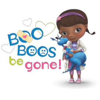 Doc McStuffins and Stuffy - Boo Boos Be Gone