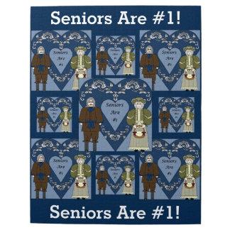 Seniors Are #1!
