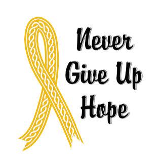 Celtic Never Give Up Hope Neuroblastoma