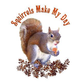 Squirrels Make My Day