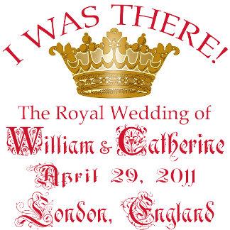 I Was There at the Royal Wedding Tshirt