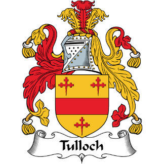Tulloch Family Crest