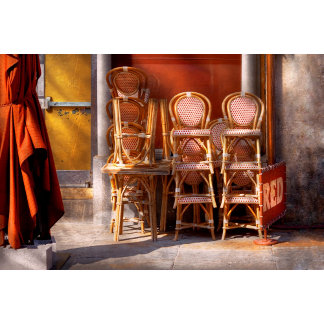 City - Chairs - RED
