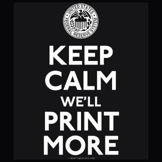 Fed Keep Calm
