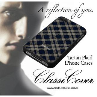 Tartan Pattern iPhone Case Covers