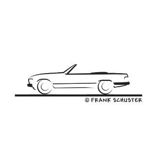 Mercedes 450 SL Type 107