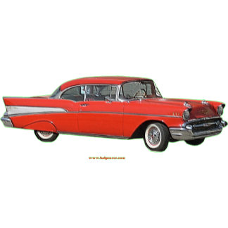 Classic_1957_Chevrolet_Red_texturizer