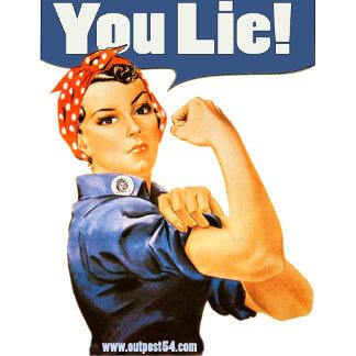 VICTORY GIRL - Rosie Riveter