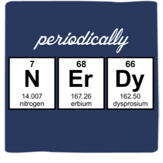 Periodically Nerdy