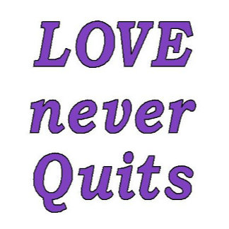 LOVE never Quits
