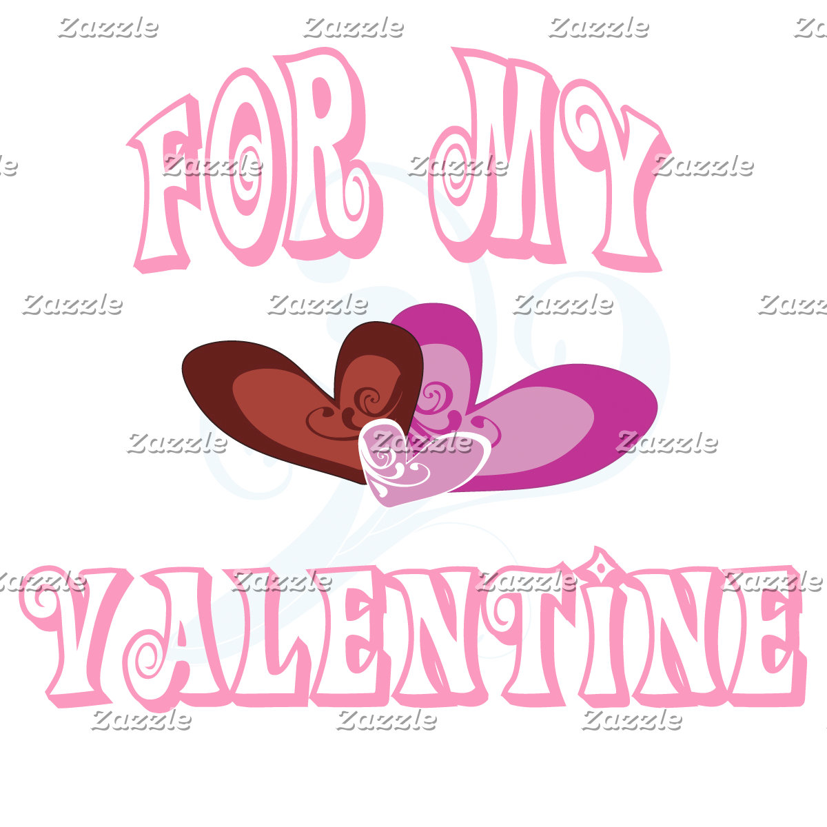 For My Valentine Gifts, T shirts, Vday Products