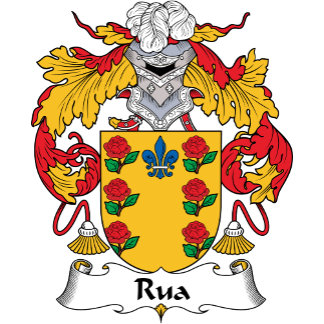 Rua Family Crest