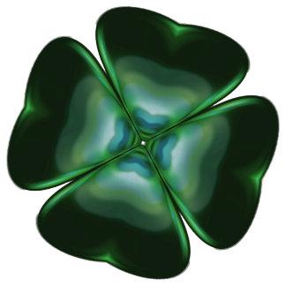 Metal Four Leaf Clover