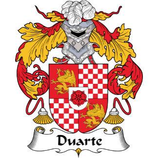 Duarte Family Crest