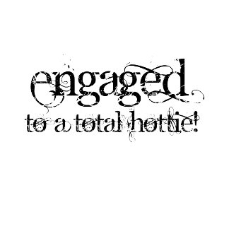Classy Grunge - Engaged to a total hottie!