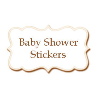 • Baby Shower Stickers