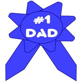Blue Ribbon #1 Dad