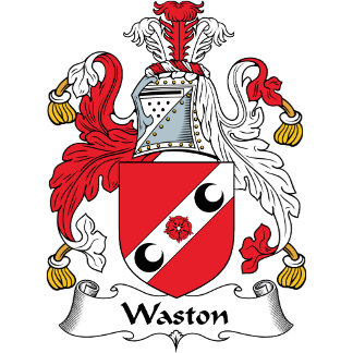 Waston Family Crest