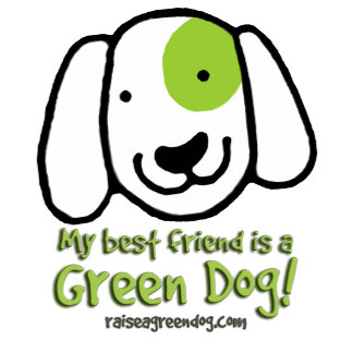 My Best Friend is a Green Dog