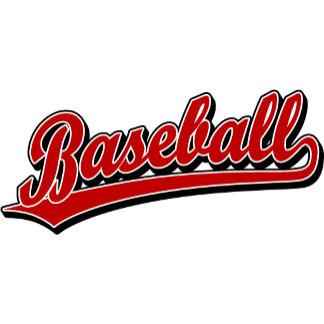 Baseball  script logo