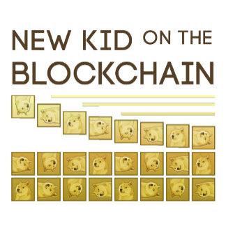New Kid on the Blockchain