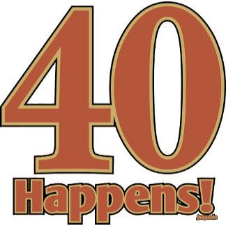 40 happens! - PINK