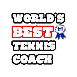 World's Best Tennis Coach