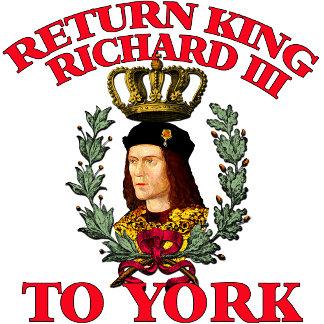 Return King Richard III to York