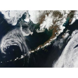 The Alaskan Peninsula and Aleutian Islands