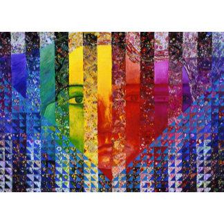 Conundrum I – Rainbow Woman