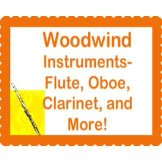 Woodwind Instrument Graphics