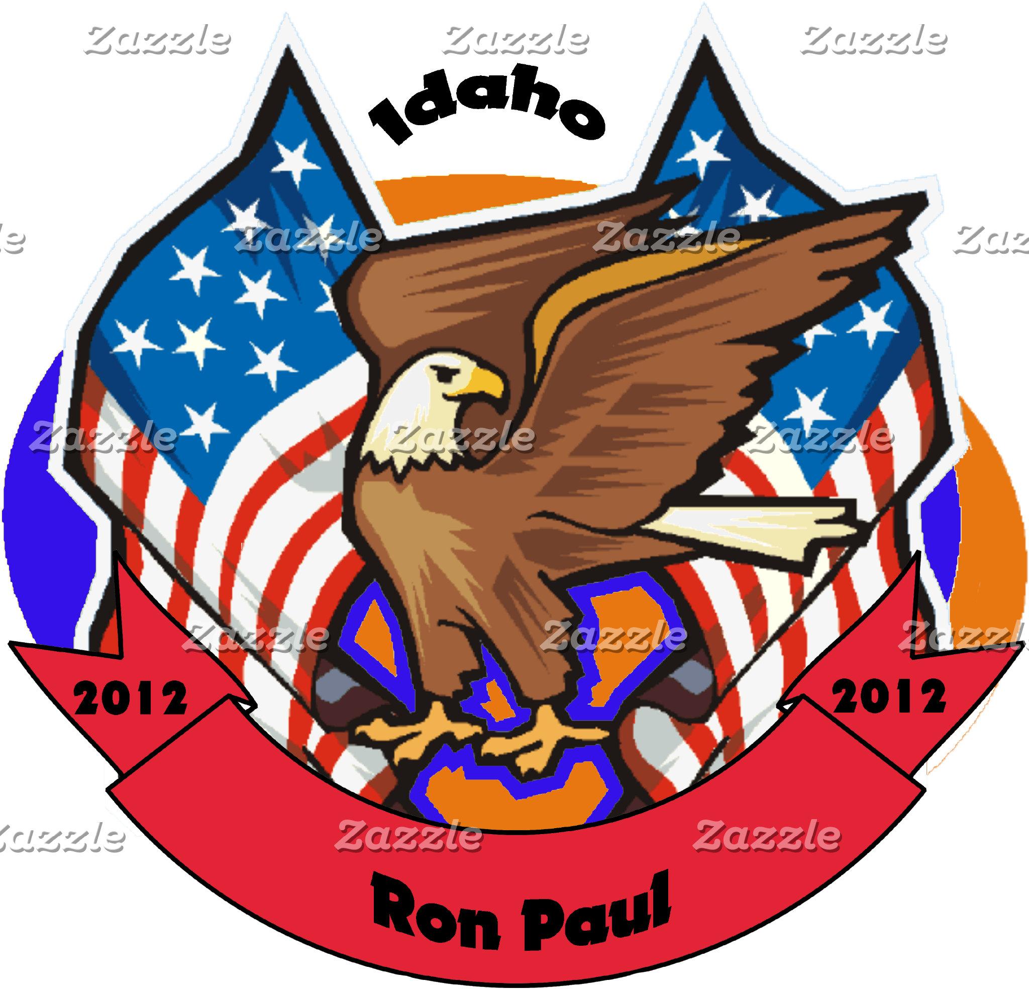 Idaho for Ron Paul