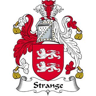 Strange Family Crest